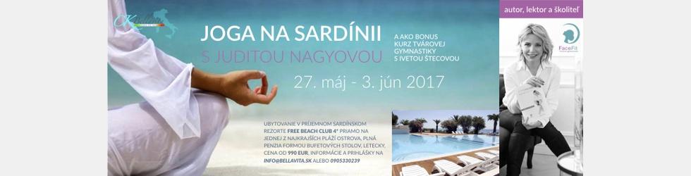 Joga na Sardínii